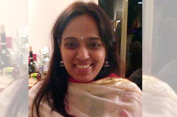Producer Priti Sinha