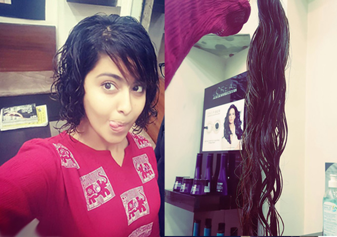 Avika Gor new look picture-photo-picture, Roli in short hair