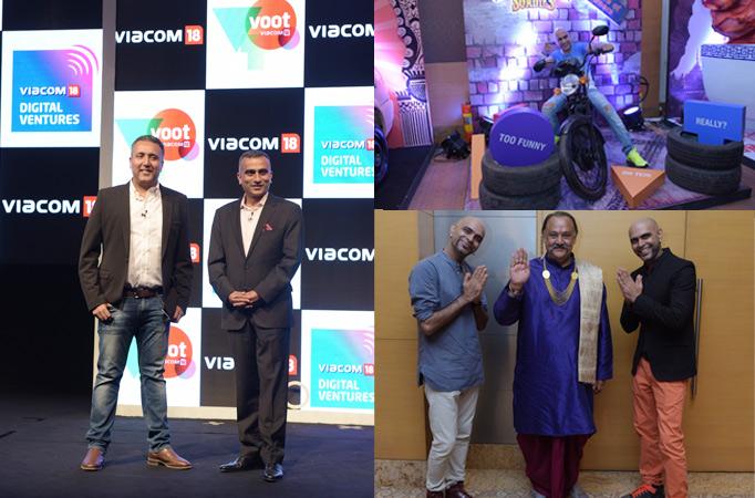 Gaurav Gandhi, COO, Viacom18 Digital Ventures & Gaurav Gandhi, Group CEO, Viacom18
