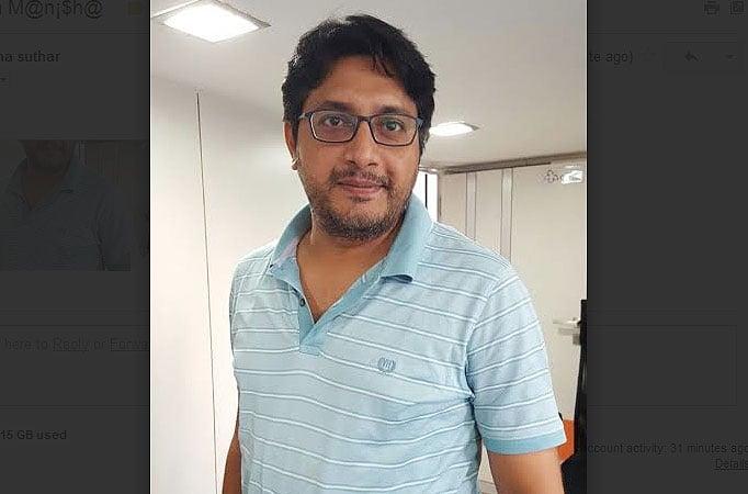 Producer Dilip Jha