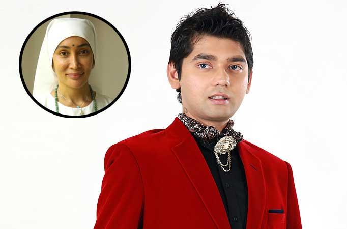 Vivek Mishra and Sofia Hayat