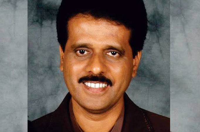 Producer Naresh Borde