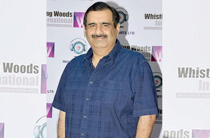 Producer Manish Goswami