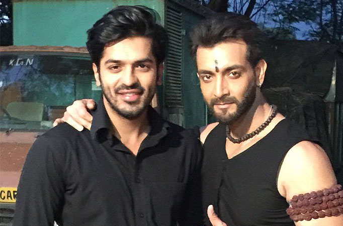 Rohan Gandotra and Vineet Raina