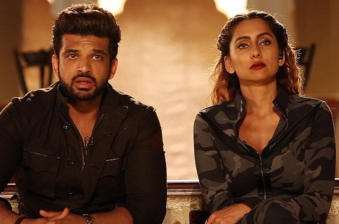 Karan Kundra and Anusha Dandekar