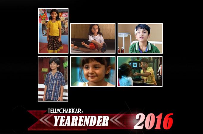 YearEnder: Popular child actors of 2016