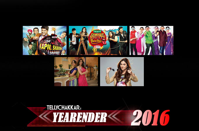 YearEnder: Top Comedy Shows of 2016
