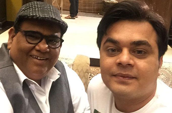 Sandeep Anand impresses veteran actor Satish Kaushik
