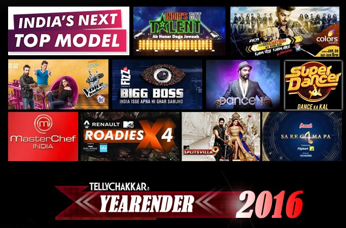 YearEnder: Top Reality Shows of 2016