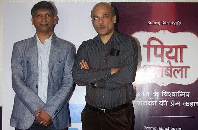 Sooraj Barjatya unveils his new show  'Piyaa Albela' on Zee TV