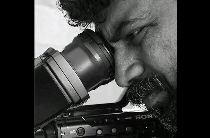 cinematographer Machindra Sawant