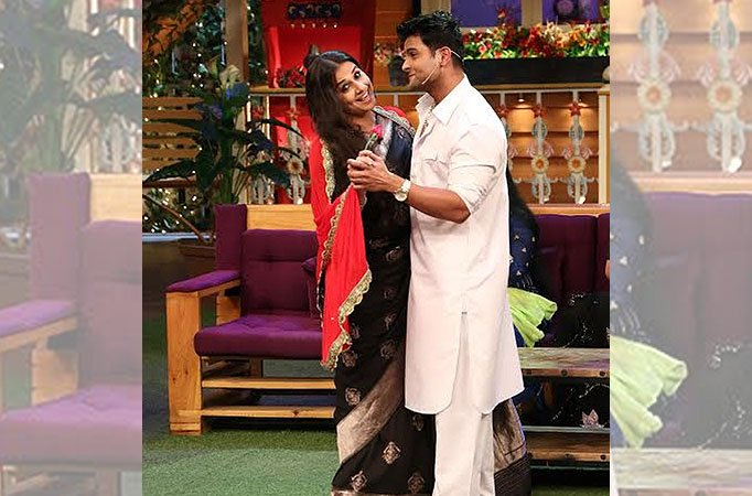Vidya Balan recreates Munnabhai MBBS on The Kapil Sharma Show