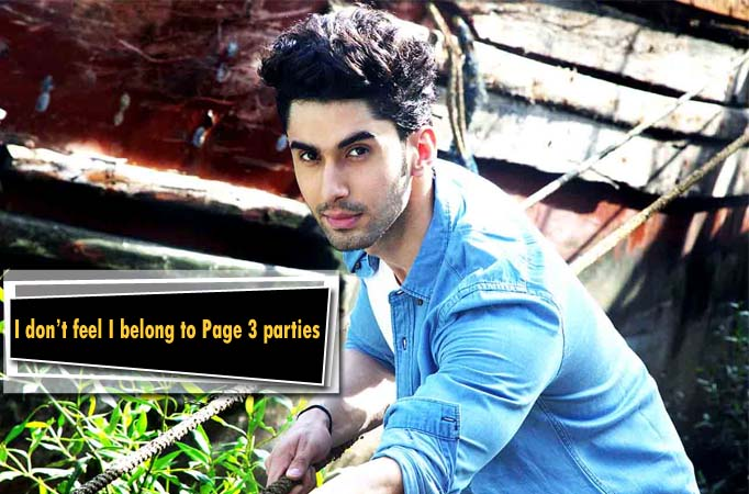 Laksh on his character, his arrogance and Vikas in an exclusive interview
