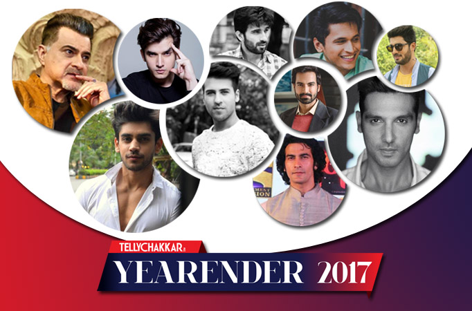 TV actors (Male) who made a promising debut in 2017!