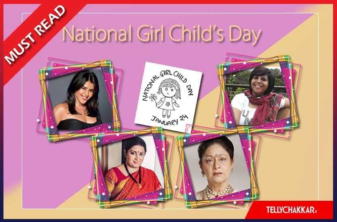 #NationalGirlChildDay: Girl power that rules the Entertainment fraternity