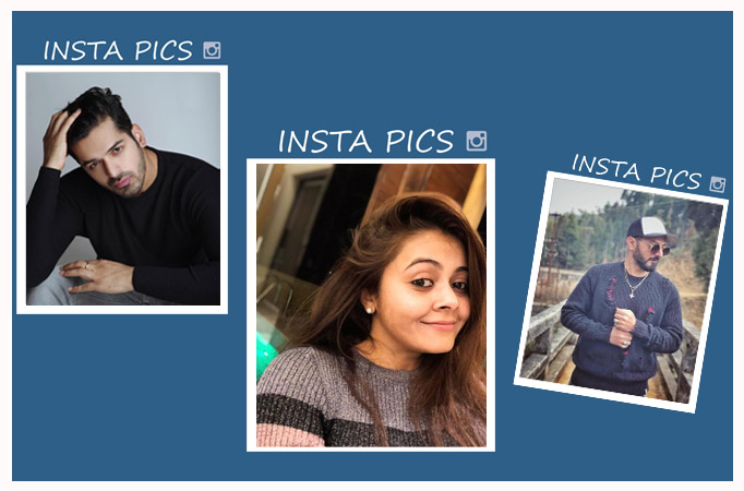 Must watch: quirky Instapics of telly town celebs