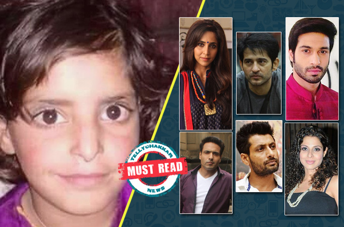 TV actors blessed with daughters demand #JusticeForAsifa
