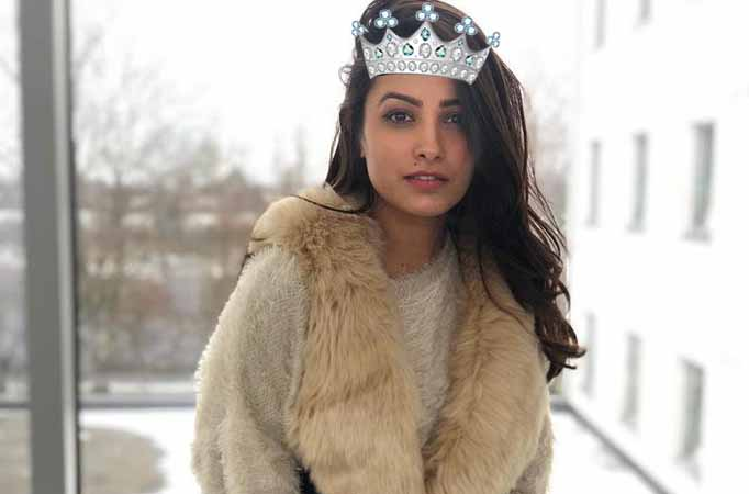 Congratulations: Anita Hassanandani is the INSTA Queen of the week!