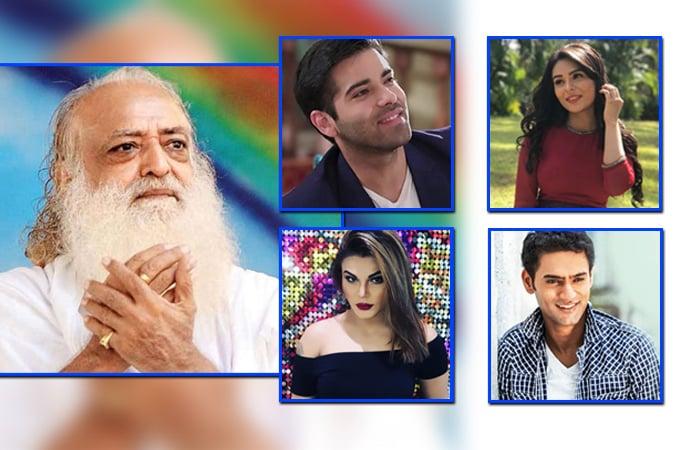 TV celebrities react to Asaram Baapu's life imprisonment verdict