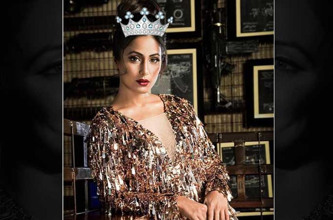 Congratulations: Hina Khan is the INSTA Queen of the week!