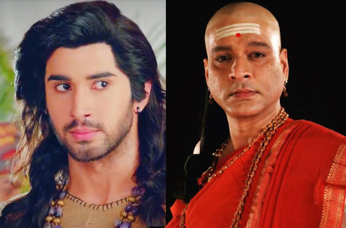 Puru and Chanakya to finally come face-to-face in Sony TV's