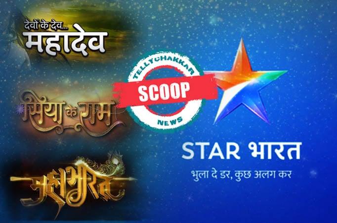 Mahadev, Siya Ke Ram, and Mahabharat to return on Star Bharat