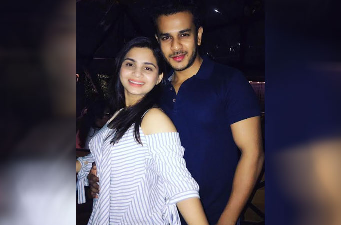 Jay Soni and Pooja Shah