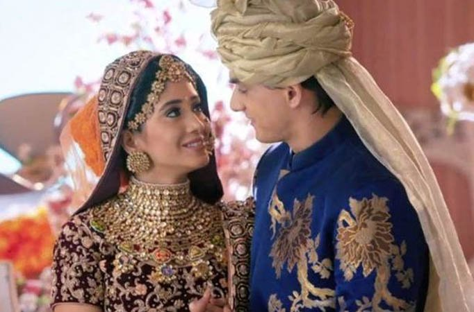 If Mohsin Khan And Shivangi Joshi Were Married In Real Life He further added that they are yet to explore each other! if mohsin khan and shivangi joshi were