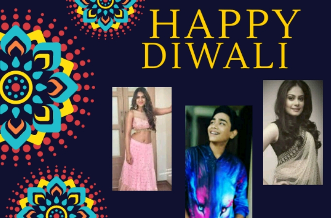 TV celebs share their Diwali plans...
