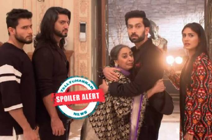 Sahil to be the new owner of the Oberoi business in Ishqbaaz