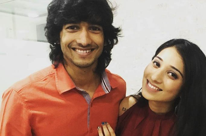 vrushika mehta and shantanu dating after divorce