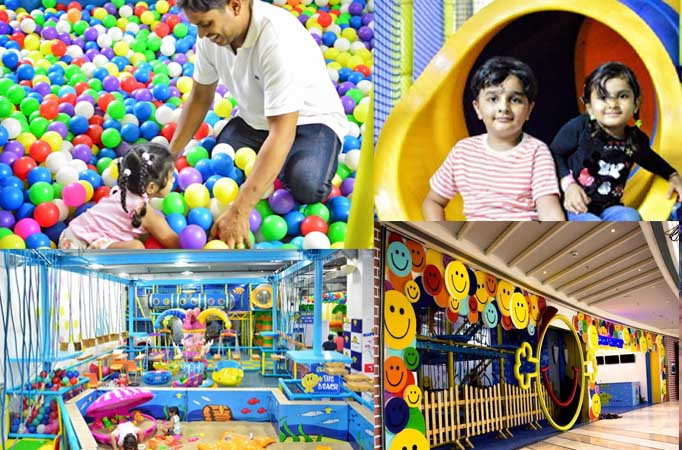 Have you ever stopped over at Indoor Play Parks?