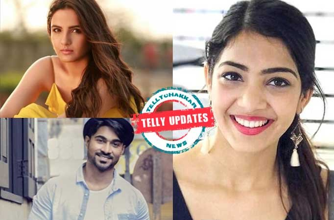 Jasmin Bhasin says, 'No Bold scenes,' Salman Yusuff Khan gives