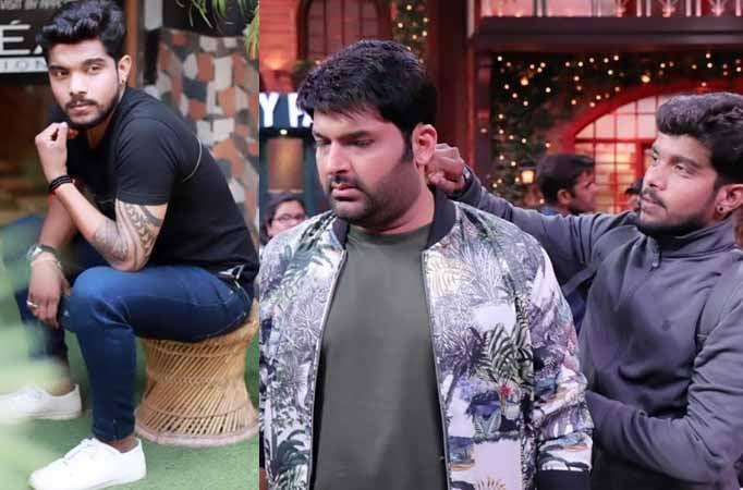 Kapil Sharma and Honey Singh's, Pranay Parmar