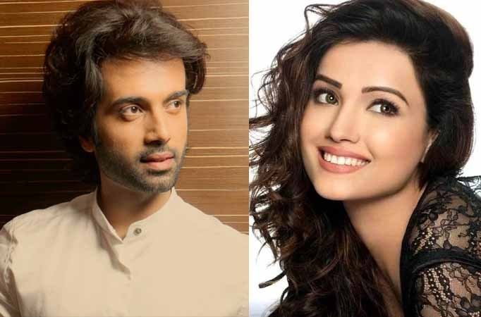 Arhaan Behl and Adaa Khan 'LOSE CONTROL' on the sets of ...