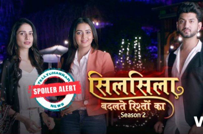 Ruhaan and Mishti's affair exposed in Silsila Badalte Rishton Ka