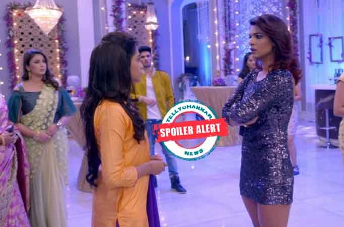 Rhea comes to know Prachi is her real sister in KumKum Bhagya - Tellychakkar
