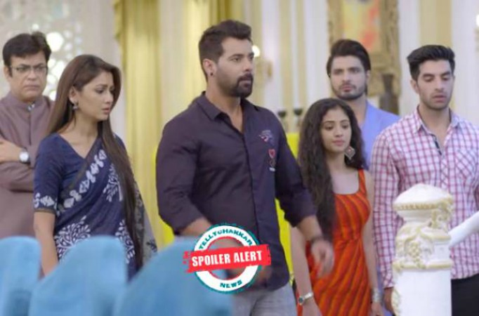 Abhi to get arrested along with Prachi to flop Rhea's evil