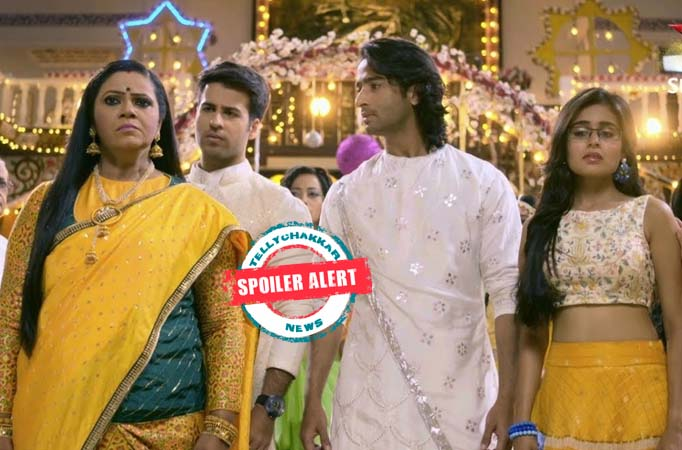 kunal to betray meenakshi and marry kuhu in yeh rishtey