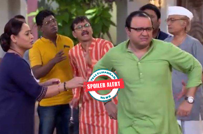 Major fight between Popatlal and Bhide in Taarak Mehta Ka Ooltah Chashmah - Tellychakkar thumbnail