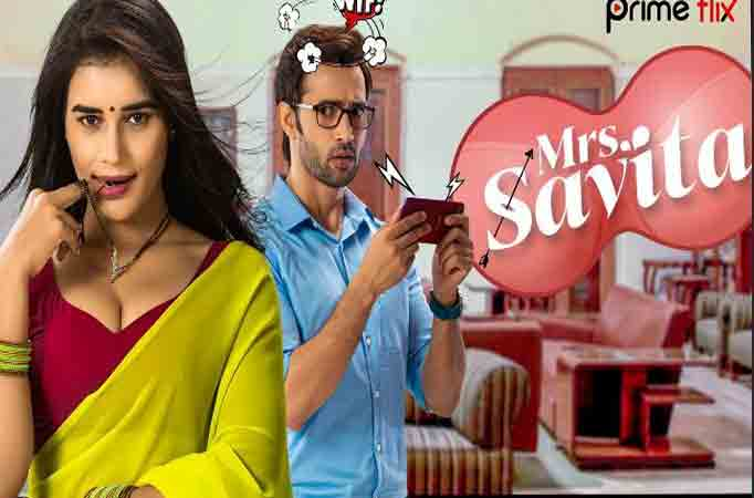 Primeflix Web Series Mrs Savita To Be Based On Savita Bhabhi-2021
