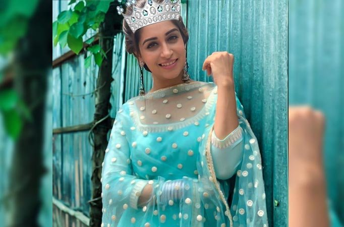 Congratulations: Dipika Kakar Ibrahim is the INSTA Queen for the week!