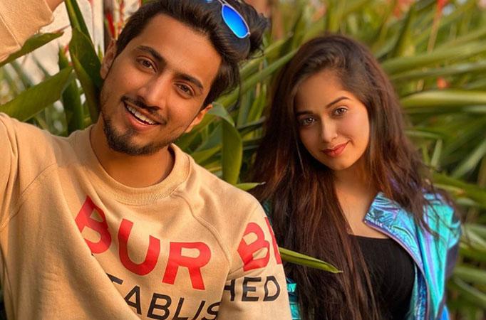 This is how Tik Tok star Mr Faisu makes Jannat Zubair happy