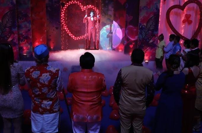 Tapu does a love stunt in Taarak Mehta Ka Ooltah Chashmah thumbnail