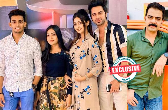 Danish Alfaaz, Sana Khan, Shadab Khan, Muskan Sharma and