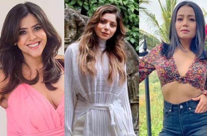 Ekta Kapoor, Neha Kakkar, and others wish Kanika Kapoor a ...