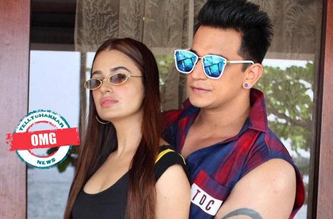 ANGRY Yuvika Chaudhry HITS husband Prince Narula as his PRANK goes WRONG thumbnail