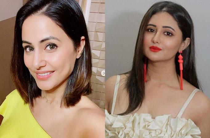 Photo of After Hina Khan, Rashami Desai raises concerns about discrimination with TV stars