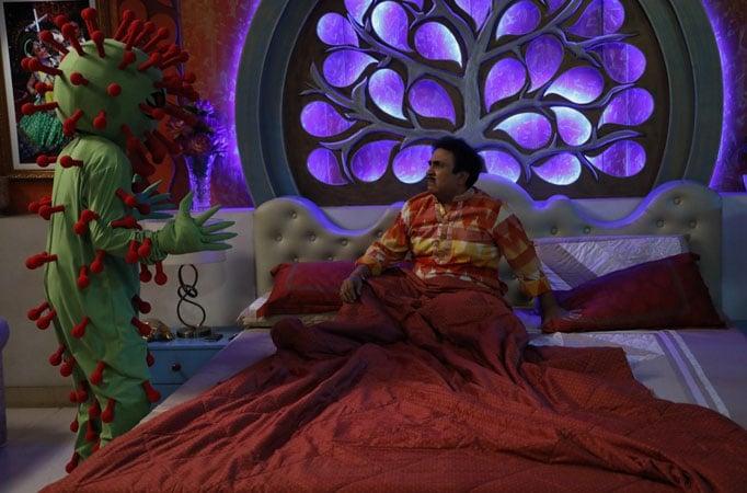 Jethaalal Invokes Kutchi Madu To Protect His Family