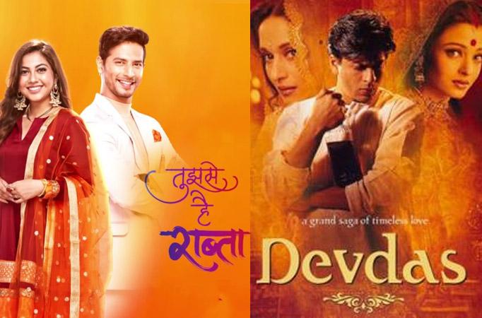 Tujhse Hai Raabta to re-create a sequence of Bollywood film Devdas?